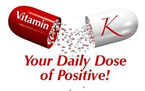 Vitamin K Blog Logo